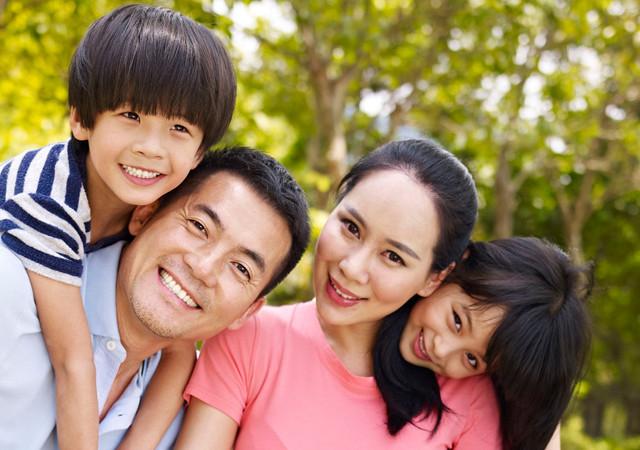Family Trip 家庭旅游